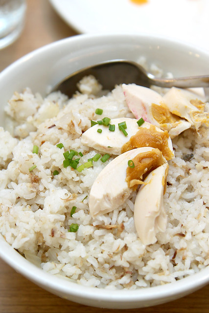 Namnam Tinapa Rice