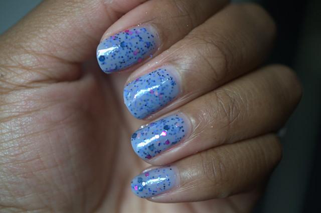 Literary Lacquers Woman of Pleasure nail polish
