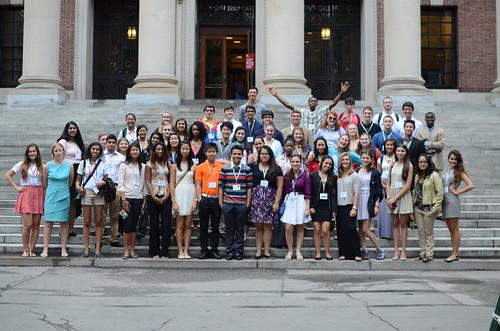 Harvard University Tour - NSLC