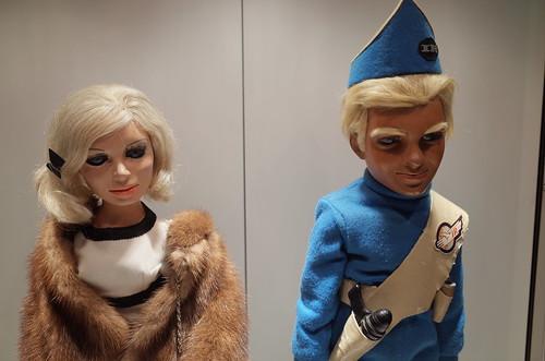 Lady Penelope, Alan Tracy Thunderbird Expo 2013 Tokyo