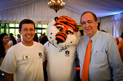 Students will enjoy pizza and popsicles with President Gogue in Auburn's new Recreation and Wellness Center.