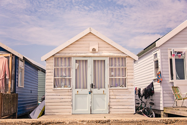 Beach hut bonanza
