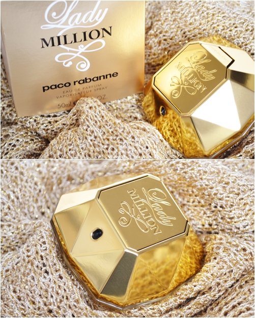 Paco Rabanne Lady Million Perfume Review Makeup Savvy Makeup And