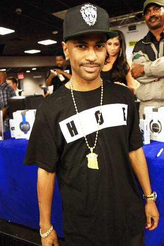 Big Sean Cd signing