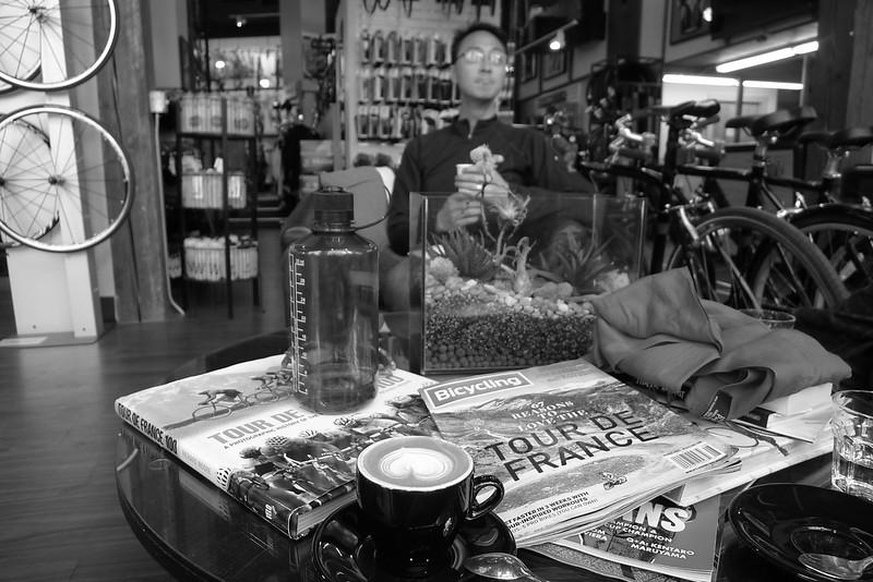 las crónicas del cafecito