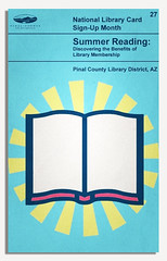PCLD Library Card Benefits Series – Summer Reading – #27