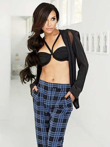 Naya Rivera Latina Magazine Cover