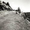 Steens Mountain Loop Road Construction circa 1960 by BLMOregon