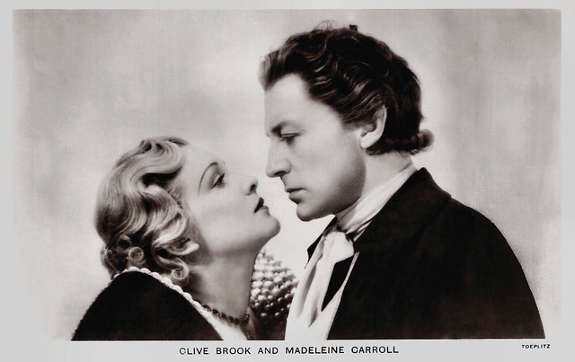 Madeleine Carroll, Clive Brook