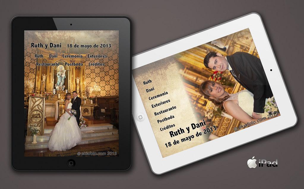 ekia estudios fotograficos, boda, wedding, ipad, apple, boda interactiva, ekiafoto