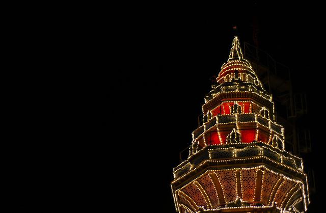 Ganesha Festival 2013 - Pune! Shreemant Dagdu Sheth Ganpati!