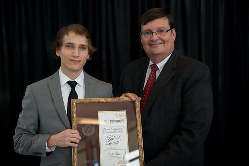 Landolt, Kyle Dean's award 2013