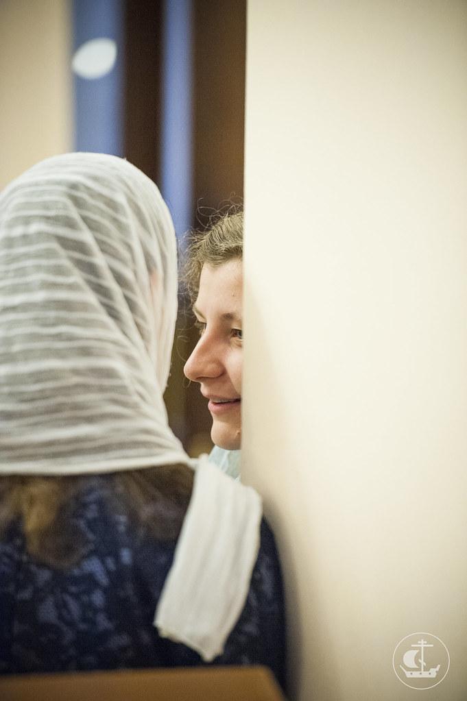 21 сентября 2013, Божественная литургия в день Рождества Божией Матери