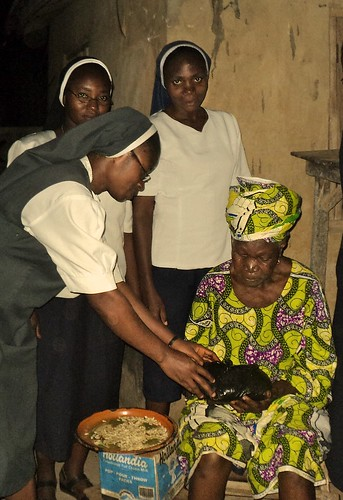 The Sisters of St Louis Ijio Community helping the poor and marginalised