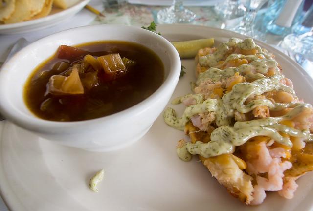 shrimp melt | Flickr - Photo Sharing!