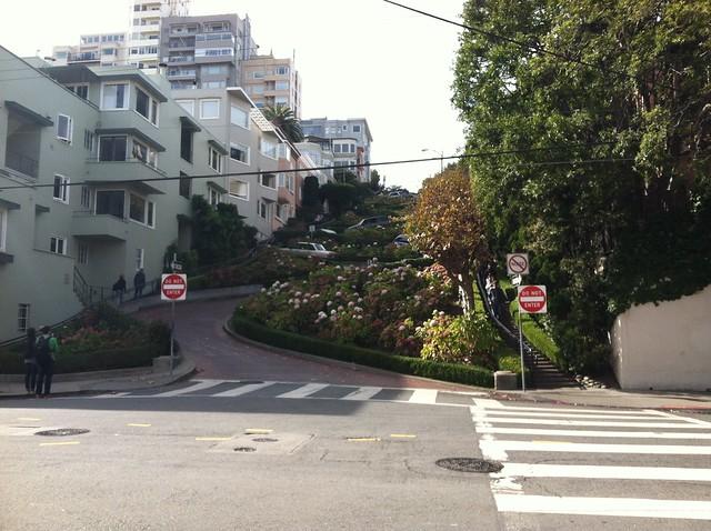 SF - Lombard Street