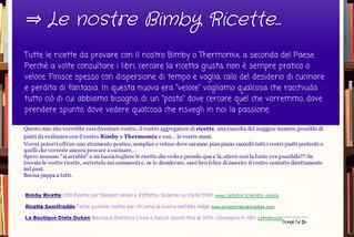 Le Nostre Bimby Ricette - Dukan