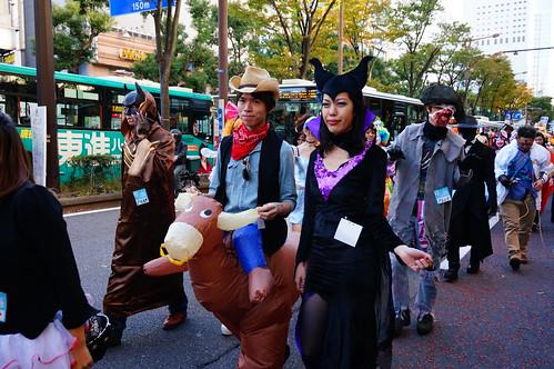 Kawasaki Halloween Parade 2013 121