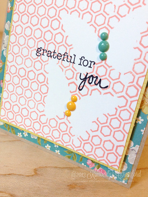 grateful for you cu by Kimberly Crawford