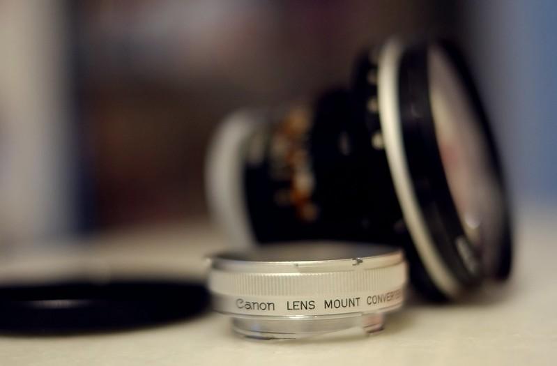 Canon 19mm FL R