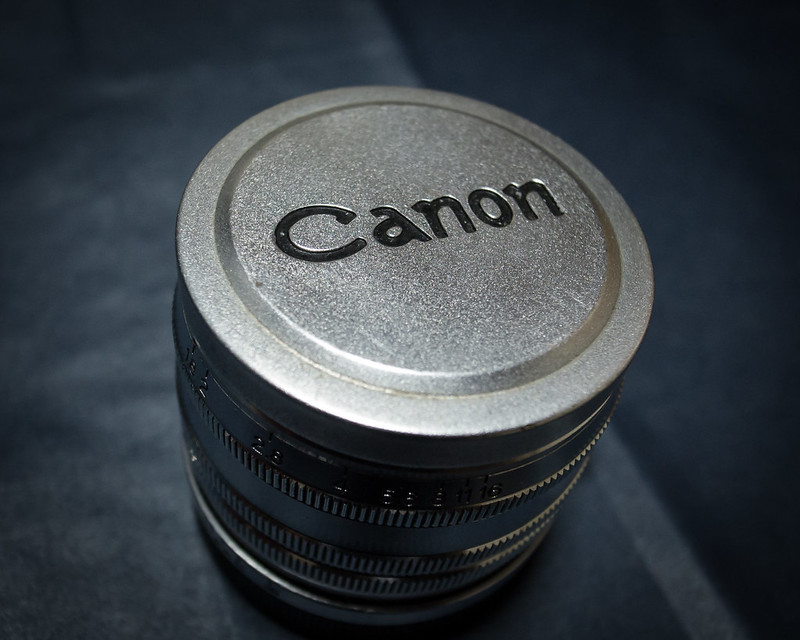 Canon Serenar 50mm F1.8 I