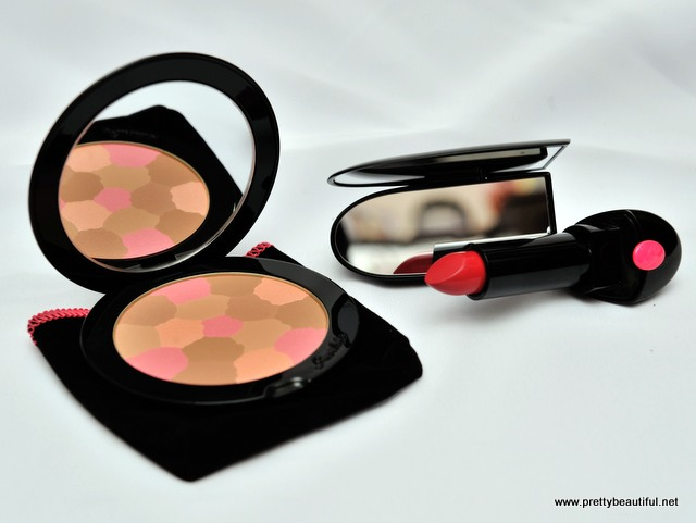 Guerlain 'Crazy Paris' Christmas Collection 2013  Terracotta and Lipstick