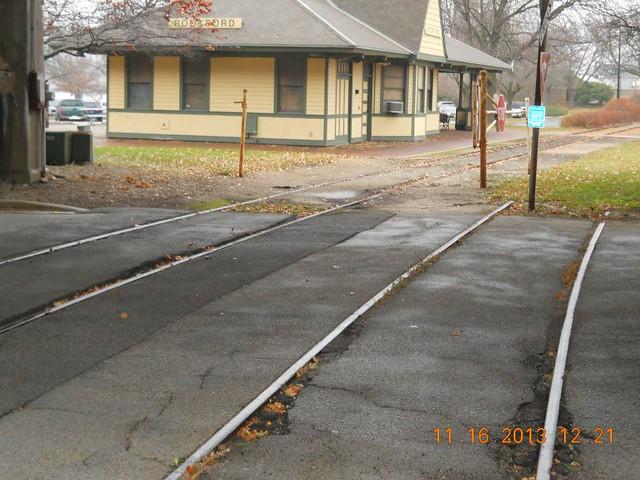 Rockford Park District Trolley Station