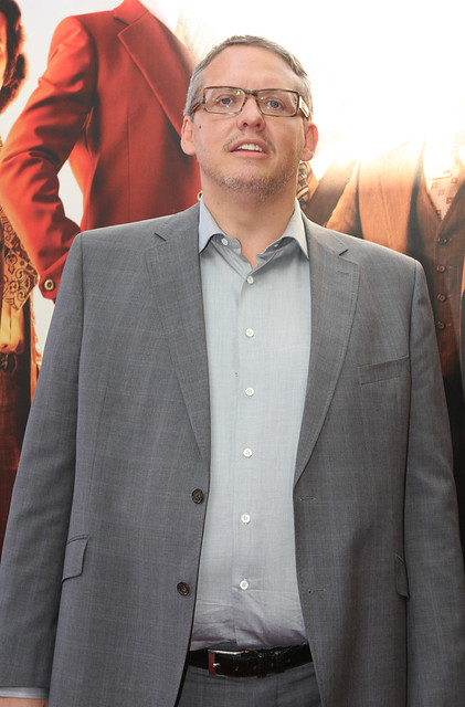 Header of Adam Mckay