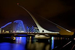 Samuel Beckett Bridge - Dublin