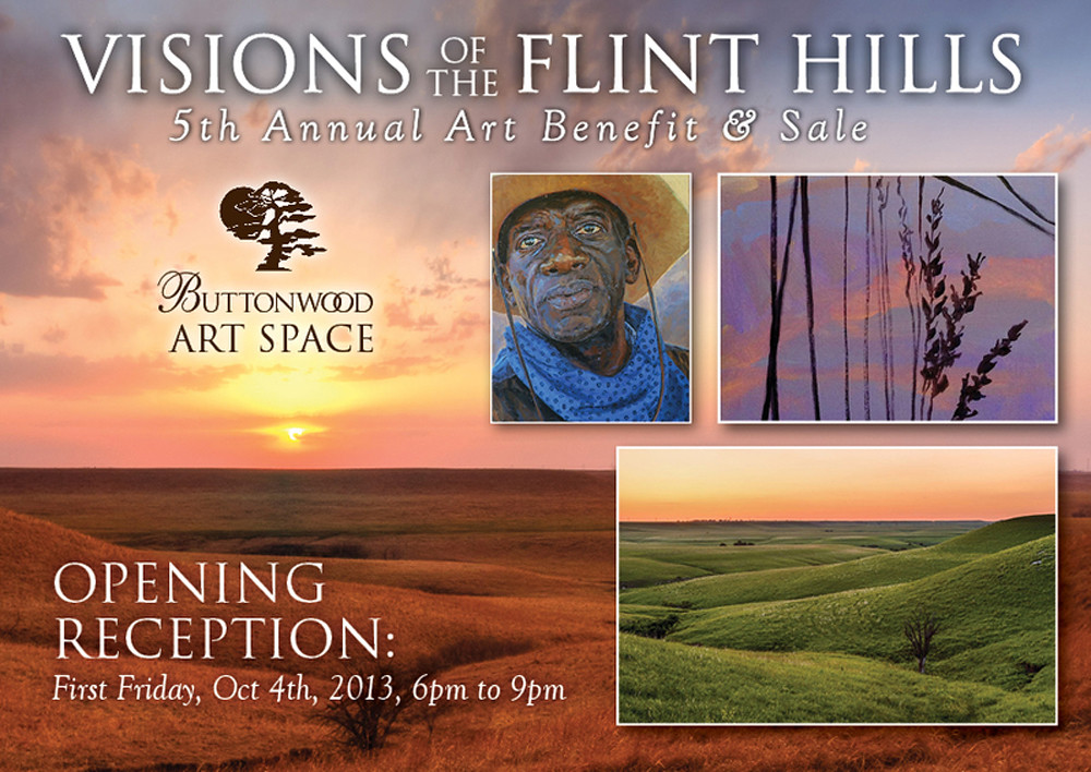 Visions of the Flint Hills Invitation