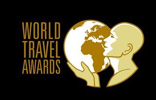 World Travel Awards logo-黑底版