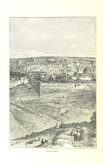"""British Library digitised image from page 40 of """"Among the Holy Places: a pilgrimage through Palestine ... Illustrated"""""""
