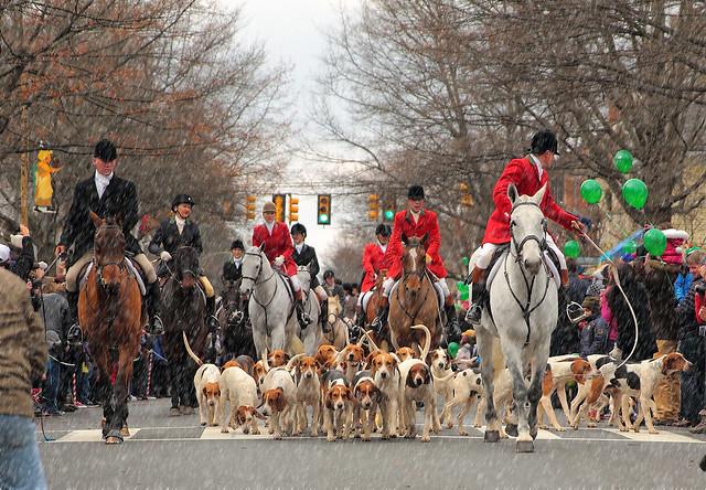 Middleburg Virginia Christmas 2013