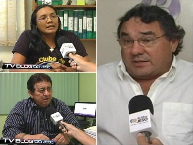 Joelma Pires, Nivaldo Pereira e Orlando Peixoto