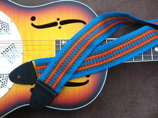 Weaver Guitar Straps Arizona Sunset