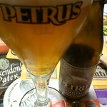 ベルギービール大好き!!ペトルス・エイジドペール