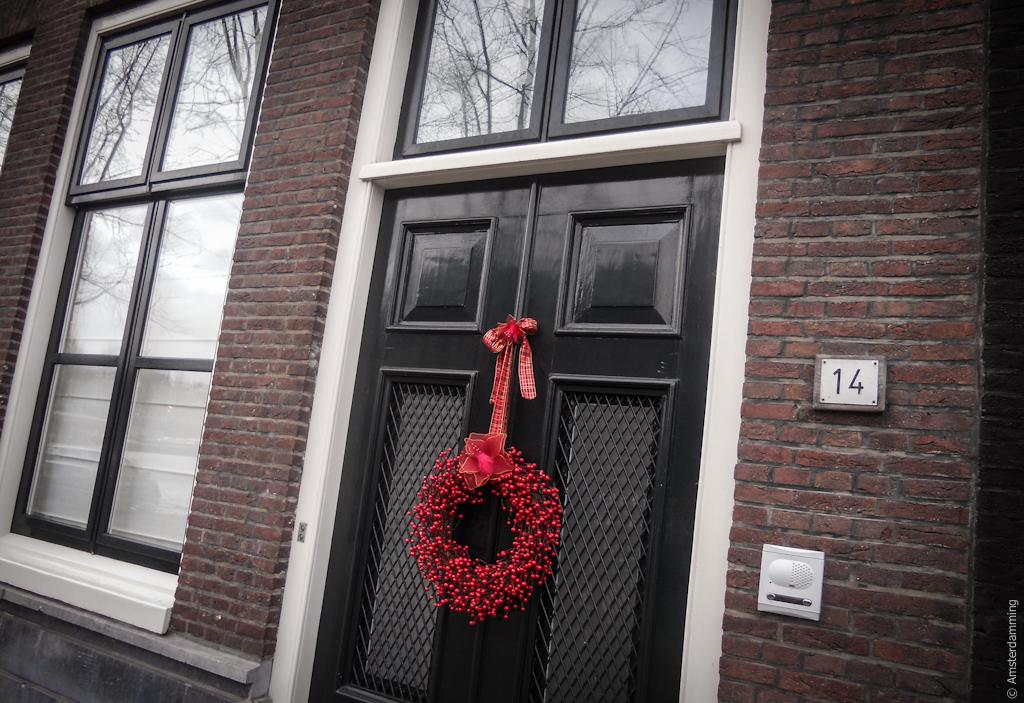 Amsterda, Christmas Day 2011