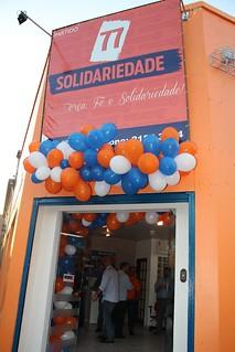 Inaugurada a sede do Solidariedade no município de Rio Grande - RS