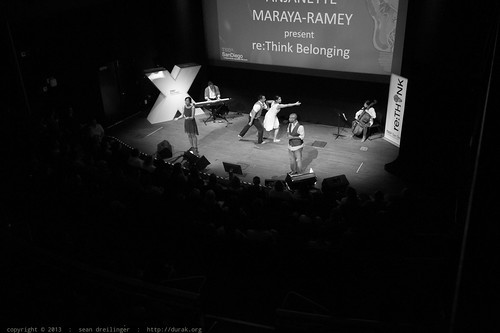 re:Think Belonging by Gill Sotu & Anjanette Maraya Ramey   TEDxS