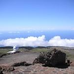Gelände des Observatoriums auf La Palma