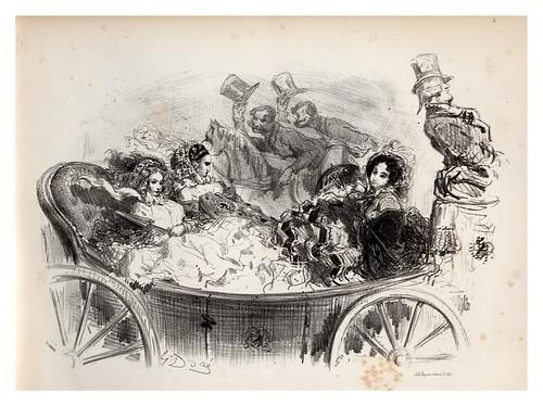 003-Las leonas-La Ménagerie parisienne, par Gustave Doré -1854- Fuente gallica.bnf.fr-BNF