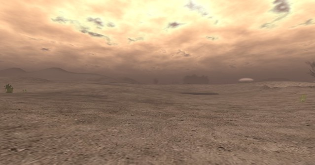SL-Second Life Stock Images/Backgrounds-The Wastelands 02