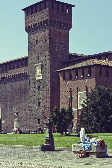 _MCastello Sforzesco - MilanoG_3397