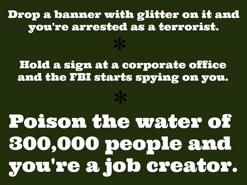 poison water job creator