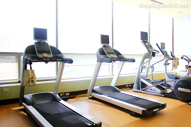 Bellevue Manila Tower Wing Fitness Center