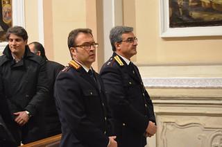 Michele Cassano e Vicecomandante Valentini