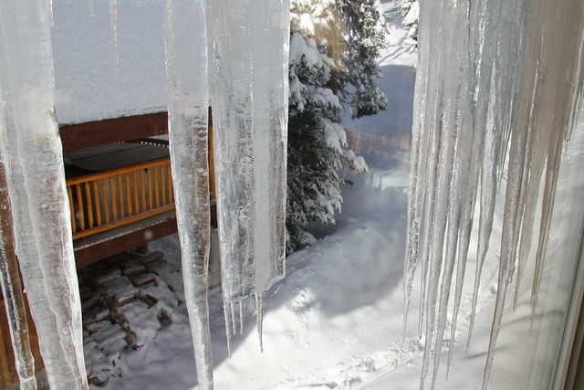 crazy icicles