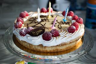 Stan's Birthday Cake !