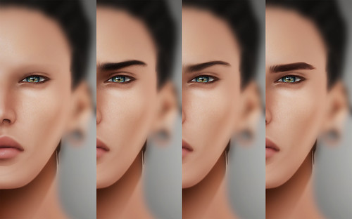 ~Tableau Vivant~ Sean-eyebrows