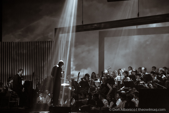 Maestro Michael Morgan with Magik*Magik Orchestra @ Fox Theater, Oakland 1/31/14